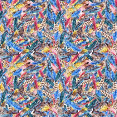 X-Frame Motivhintergrund Boho Style