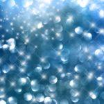 X-Frame Motivhintergrund Blur Blue Effect